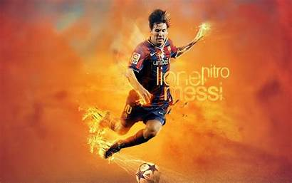Messi Football Soccer Wallpapers Player Lionel Barcelona