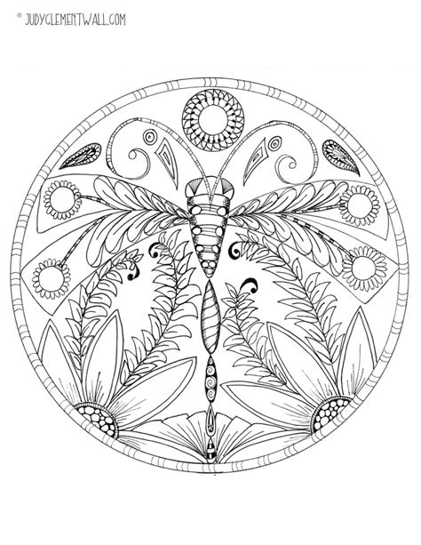 coloring pages of coloring pages judyclementwall