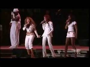 Destiny's Child Soldier Live Rockin' The Corps