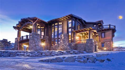 beautiful mountain homes beautiful mountain landscapes beautiful dream houses treesranchcom