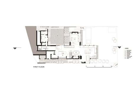 large family floor plans contemporary home of dreams by saota architecture beast