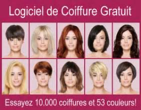 logiciel coupe de cheveux coiffures virtuelles logiciel coiffure gratuit simulation de coiffures relooking