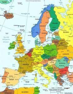Країни і столиці європи список на українському — От Земли ...