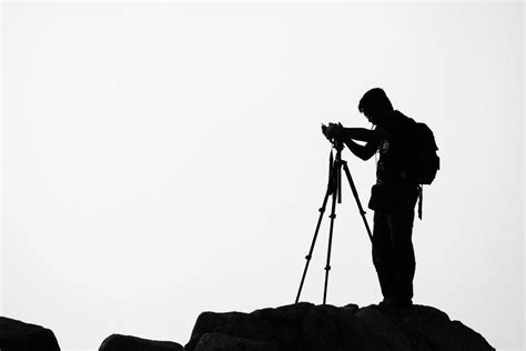 12238 photographer tripod silhouette photographer tripod silhouette silhouette of taking
