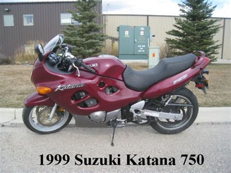 1999 Suzuki Katana 750 by 1999 Suzuki Katana 750