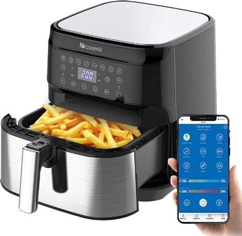 t21 proscenic smart air fryer any pros