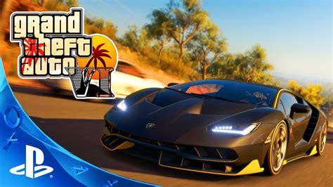 Gta 6 Gameplay Leaked By Rockstar Games Employee!? (grand