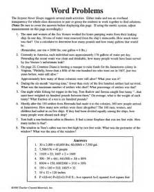 story problems grade 5th grade math worksheets word problems search results calendar 2015