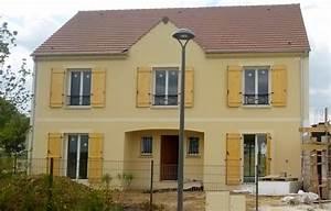 Maison Pierre 77 : la maison de virginie et cyril en seine et marne le ~ Melissatoandfro.com Idées de Décoration