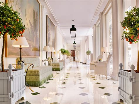 le bristol paris hotel review conde nast traveler