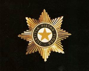 Honorary Order of the Yellow Star - Wikipedia  Star