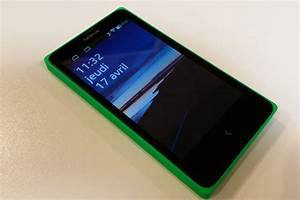 Telephone A 1 Euro : nokia x un vrai smartphone 100 euros ~ Melissatoandfro.com Idées de Décoration