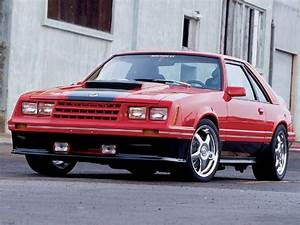 1982 Ford Mustang - Ford Racing Performance Parts - 5.0 Mustang & Super Fords Magazine
