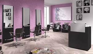 Mobilier Salon De Coiffure : pack mobilier salon coiffure pietra 2 postes pro beaute distribution ~ Teatrodelosmanantiales.com Idées de Décoration