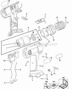 Dewalt Dc750 Parts List And Diagram