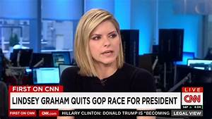 CNN's Bolduan: Lindsey Graham Debate Performances 'Really ...