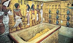 Tutankhamun Mystery Solved Investigation Into Pharoahu2019s
