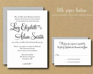 printable diy wedding invitation template custom With free printable customized wedding invitations