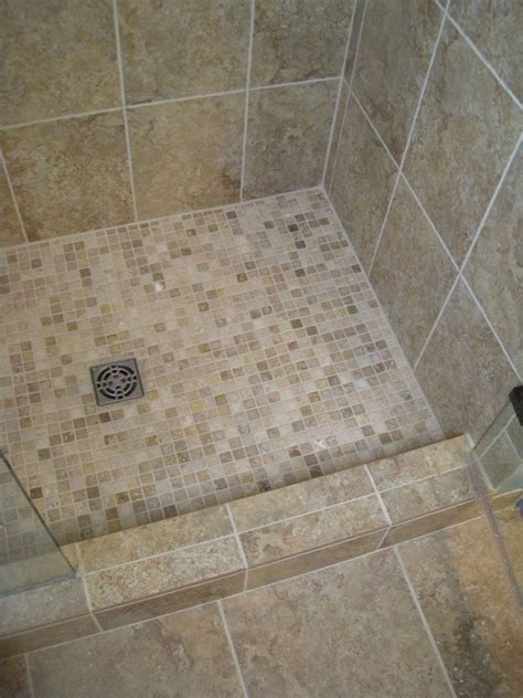 Mosaic Bathroom Floor Tile Ideas by Tiled Bathroom Shower These Showers For A Bathroom