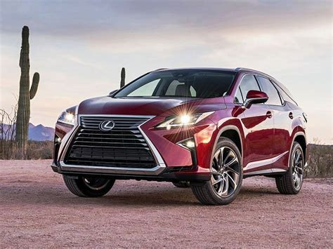 2020 Lexus Rx 350 Redesign by 2020 Lexus Rx 350l 2022 Release Date Rumors Changes