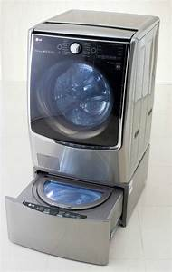 New Lg Washing Machine System Runs Two Loads At Once