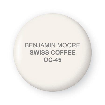 swiss coffee paint by benjamin this paint color lets