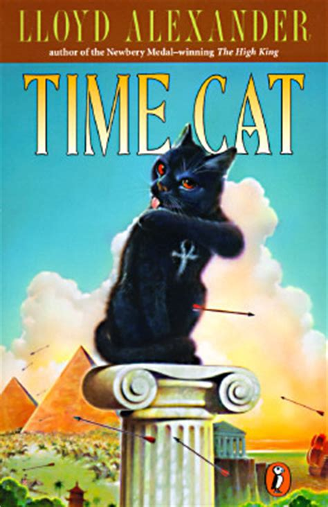 time cat  lloyd alexander reviews discussion bookclubs lists