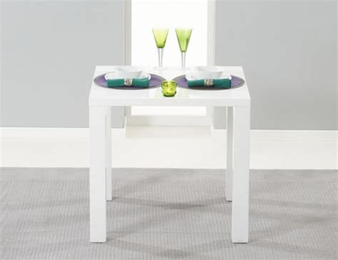 small white table and chairs holmes small white high gloss kitchen table