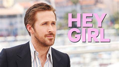Ryan Gosling Hey Girl Meme - ryan gosling on hey girl and the cereal vine variety
