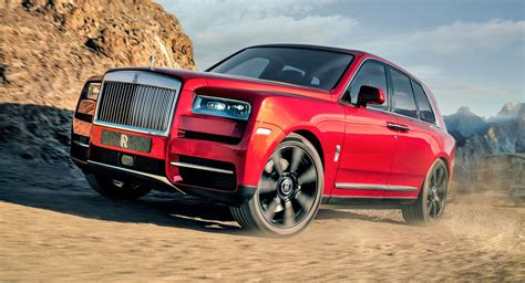 Five Fancy Features Of The 2019 Rolls-royce Cullinan