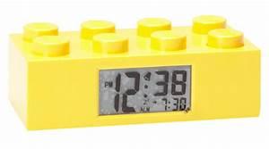 Avenue De La Brique : lego horloges r veils 2856238 pas cher r veil brique jaune ~ Melissatoandfro.com Idées de Décoration