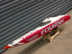 Photos of Fountain Speed Boats For Sale
