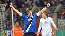 "Fabian Klos: ""I'm intrigued to see Wolfsburg's approach ..."