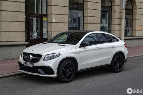 mercedes amg gle mercedes amg gle 63 coup 233 c292 22 may 2017 autogespot