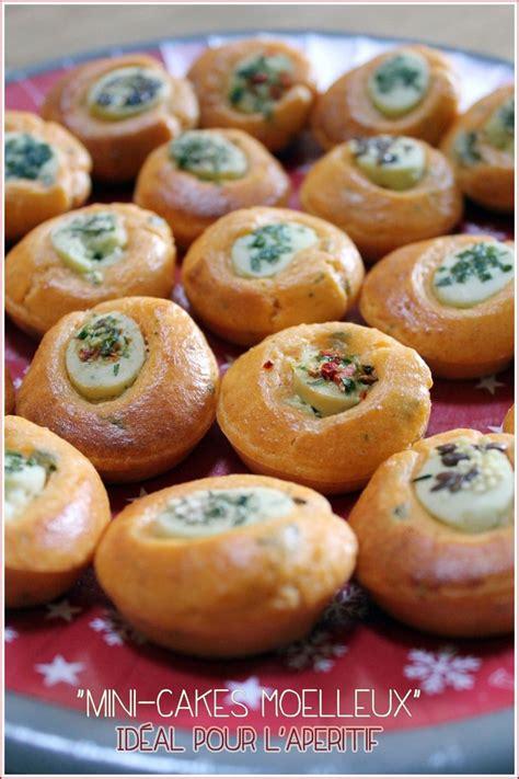 mini cakes moelleux pour laperitif mes brouillons de