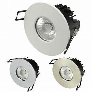 Led 10 Watt : 10 watt dimmable intergrated led downlight with 3 bezels colour leds ~ Watch28wear.com Haus und Dekorationen