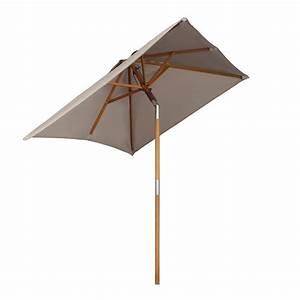 Alternative Zum Sonnenschirm : sonnenschirm holz sonnenschutz marktschirm ampelschirm gartenschirm 2 x 1 5 m ebay ~ Bigdaddyawards.com Haus und Dekorationen