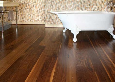 Harvest Walnut Flooring ? Mountain Lumber Company