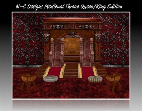 image gallery king and throne