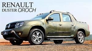 Teste Da Renault Duster Oroch - Canal Max Power