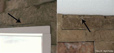bathroom ideas for walls diy faux wall aka the best thing domestic