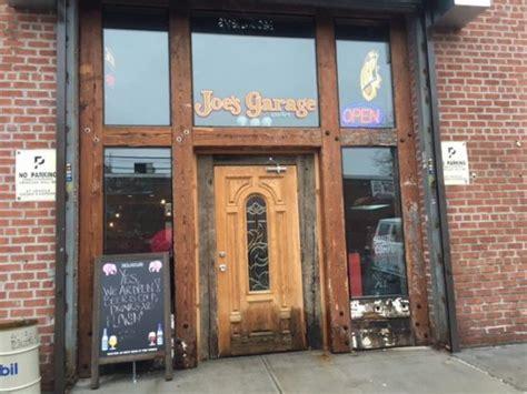 Joes Garage by Joe S Garage Bar An Astoria Pub Located The Beaten
