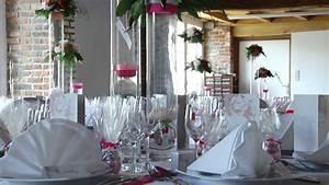 Deco Mariage Romantique : d coration mariage romantique chic by empreinte v g tale youtube ~ Nature-et-papiers.com Idées de Décoration