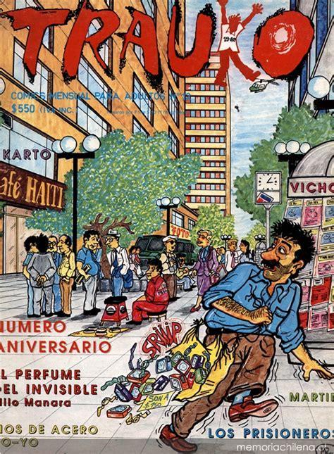 foto de Trauko : comics para adultos : n° 12 1989 Memoria