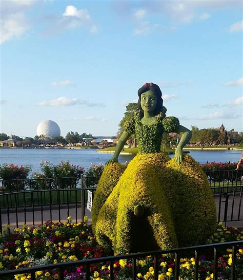 epcot flower and garden festival 2017 disney