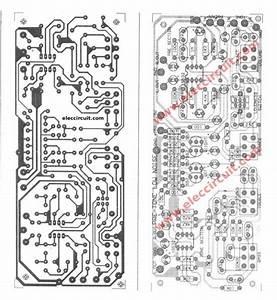 Low Noise Pre Tone Control Circuit Using 4558