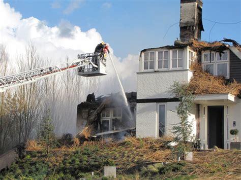 Grote Brand Verwoest Villa In Noordwijkerhout  Sleutelstadnl