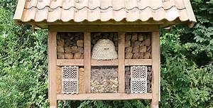 Tiere Im Insektenhotel : insektenhotel bauen selber bauen f r den garten ~ Whattoseeinmadrid.com Haus und Dekorationen