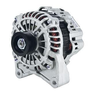 Ford Alternator Wiring