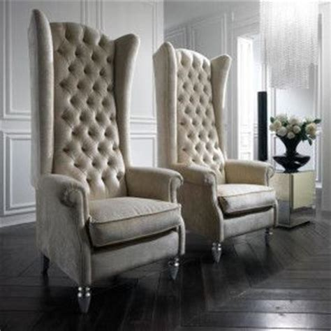 1000 ideas about high back chairs on home